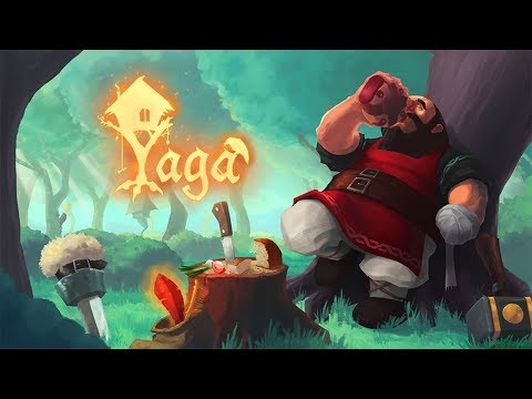 YAGA THE ROLEPLAYING FOLKTALE - Apple Arcade Mobile Game Trailer (iOS Android)
