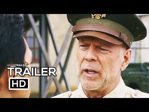 AIR STRIKE   2018 Bruce Willis, Adrien Brody Movie HD