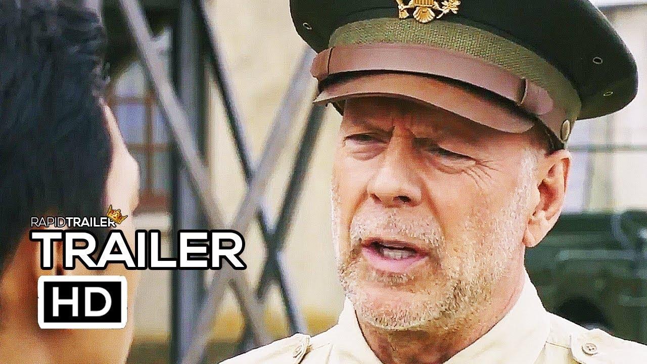 AIR STRIKE Official Trailer (2018) Bruce Willis, Adrien Brody Movie HD