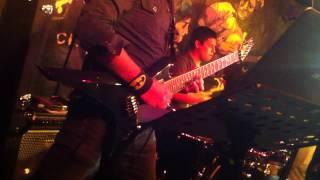 J3 - Man in The Box (AIC cover) Live in El Averno, Concepcion, Chile