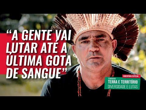 """Guarani Nhandéva: """"A gente vai lutar até a última gota de sangue"""""""