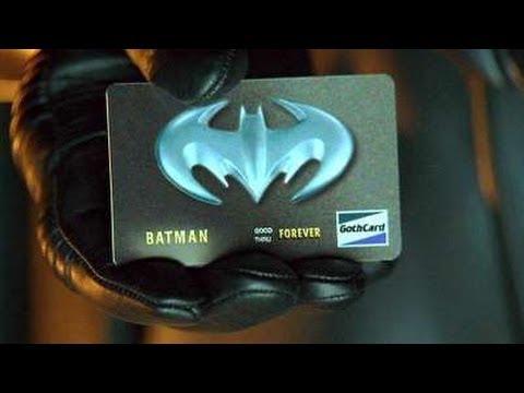 A BAT CREDIT CARD!!!! (ITA) (Nostalgia Critic Dub) - YouTube