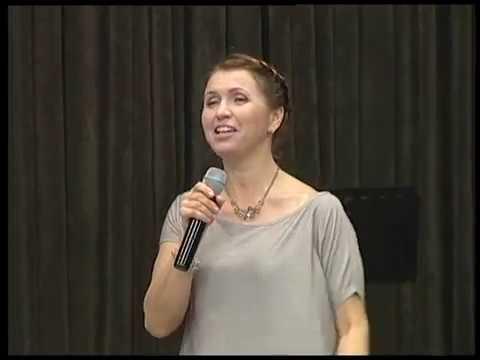 ГЛАЗНОЙ МАЗЬЮ ПОМАЖЬ ГЛАЗА СВОИ пастор Лидия Дарбинян (2 часть)