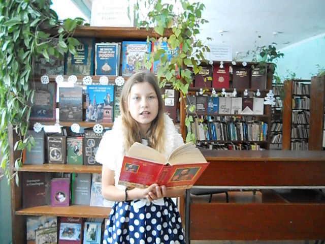 Изображение предпросмотра прочтения – ВикторияЕлисеева читает произведение «Бородино» М.Ю.Лермонтова