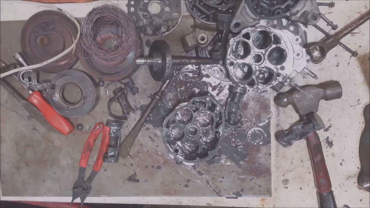 2007 2008 Chrysler Aspen Ac Compressor Replacement Youtube