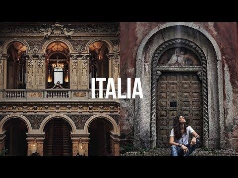 Un castillo y una capilla embrujada en ITALIA! | CARE