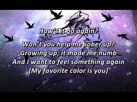 AJR - Sober Up - LYRICS