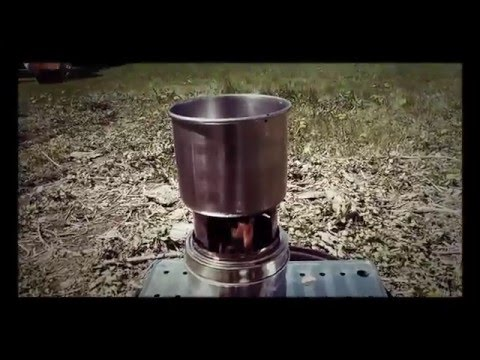 Diy wood gasifier