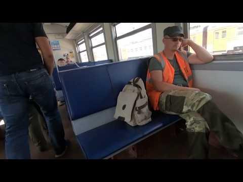 ЭД9М-0058, маршрут: Вековка - Муром-1 / Train ED9M-0058, Route: Vekovka - Murom-1