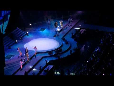 04042015 เมดเล่เพลงเร็ว - D2B Encore Concert