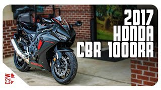 2017 Honda CBR 1000RR | First Ride