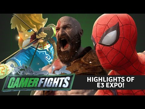 WHAT WAS THE BIGGEST SURPRISE OF E3? w/ MatPat (GAMER FIGHTS)