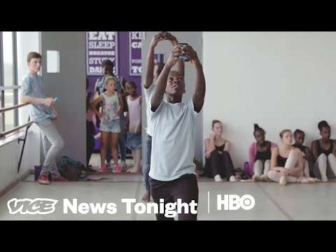 Ballet Is Giving Boys In Kenya's Slums A Chance to Get Out (HBO)