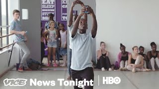 Video Ballet Is Giving Boys In Kenya's Slums A Chance to Get Out (HBO) download MP3, 3GP, MP4, WEBM, AVI, FLV Oktober 2018