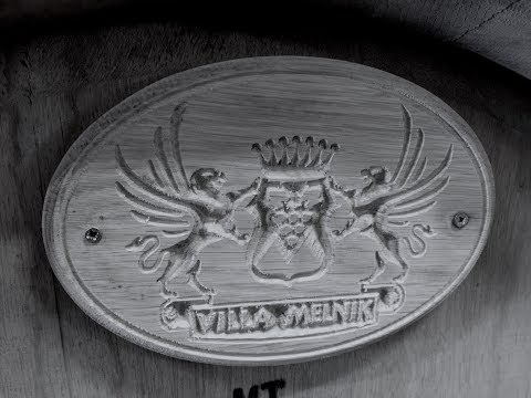 Harvest Time @ Villa Melnik Wine State - Bulgaria 2017 (Video 1).