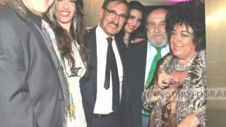Galleria Festa dello Spettacolo 13.03.2017 Compleanno Cesare  Geremia Giromini Old Fashion Milano