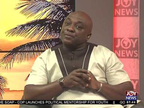 Trade And Industry - AM Show on Joy News (24-4-17)