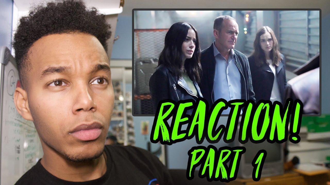 """Download Agents of SHIELD Season 5 Episode 1 """"Orientation: Part 1"""" REACTION! (Part 1)"""