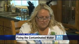 Health Department A No-Show At Yuba County Mobile Home Park With Flammable Water