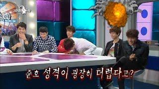 【TVPP】 Junho(2PM) - Junho is grumpy?, 준호(2PM) - 성격 더럽다는 소문 사…