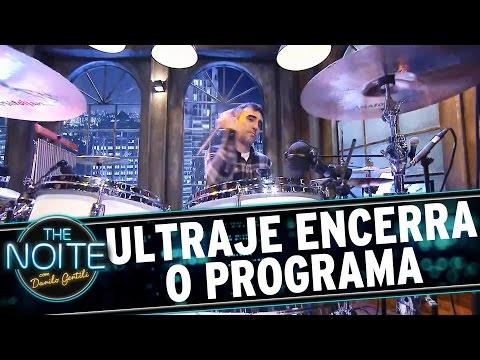 The Noite (03/11/15) - Ultraje A Rigor Encerra O Programa