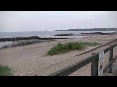 Beach, Aberdeen, Scotland