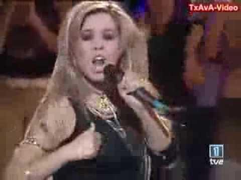 NATALIA  QUE NO PUEDE SER  MUSICA UNO  TVE  2004
