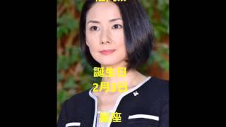 【女優】 吉田羊 年齢は?出身は?HERO アドリブ 新着! 関連記事です。...