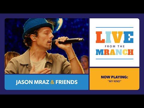 Смотреть клип Jason Mraz - My Kind
