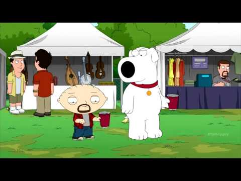 Family Guy - Day Drinking Stewie!