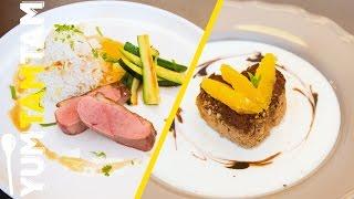 Essen anrichten // Foodstyling für Anfänger // #yumtamtam
