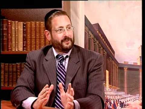 In The Last Days TV Programme 18 - Rabbi Dov Lipman Member of Knesset