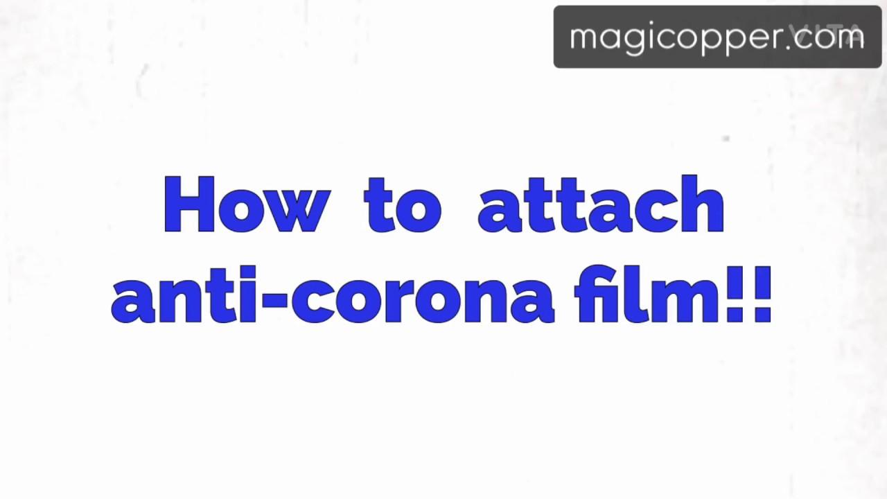 Magic Copper Film Attachment
