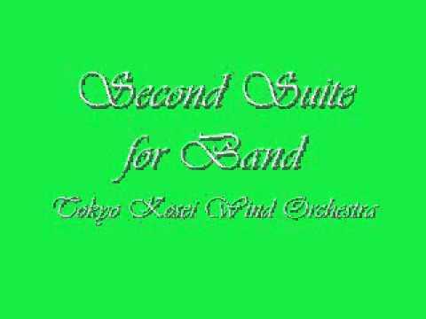Second Suite for BandTokyo Kosei Wind Orchestra
