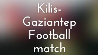 Amal for Education football team vs Gaziantep