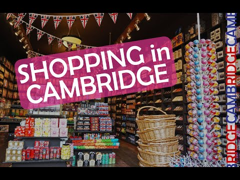SHOPPING AUTUNNALE! Una piccola Londra • Ottobre in CAMBRIDGE