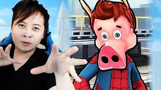 Spider-Man Unlimited: Peter Porker Unmasked Overview [Android/iPad]