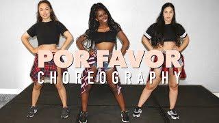 Pitbull Ft Fifth Harmony Por Favor LeoniJoyce Coreografia Choreography.mp3