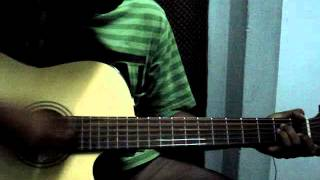 New York Nagaram - Acoustic guitar cover