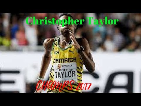 Christopher Taylor - Boys and Girls Champs 2017