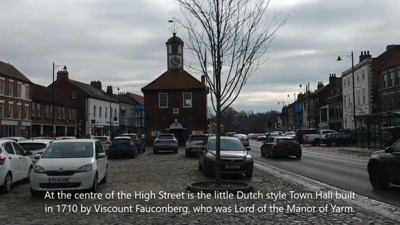 Download Yarm, Stockton on Tees. England. Part 2.