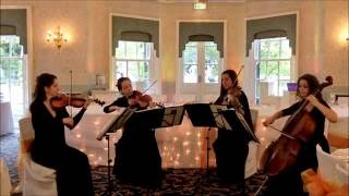 Wedding String Quartet - Canon in D (Best Version) (Johann Pachelbel) Resimi