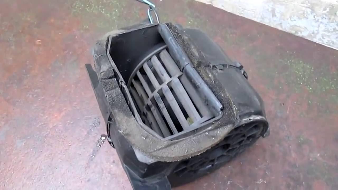 Не работает печка ваз 2109, 21099, 2114