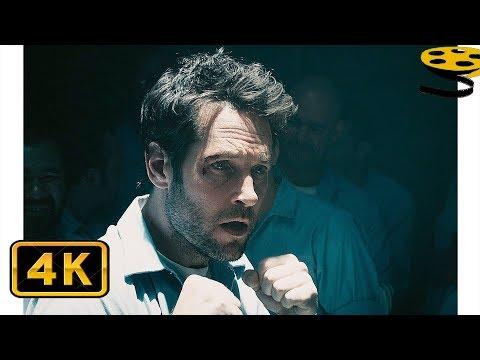 Скотт Лэнг выходит из Тюрьмы | Человек-муравей | 4K ULTRA HD