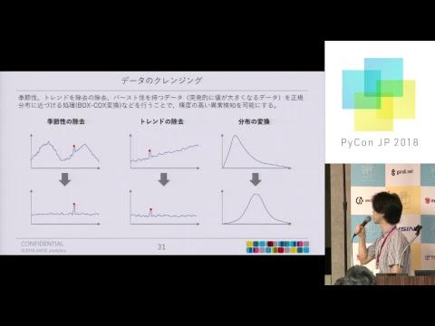 Image from 03-204_Pythonによる異常検知入門(大山匠)