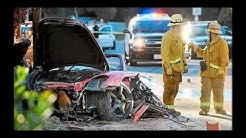 PAUL WALKER SHOCKING PHOTOS AFTER CAR ACCIDENT