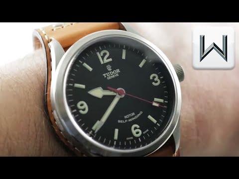 Tudor Ranger Bund Strap (79910) Luxury Watch Review