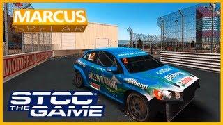 Marcus spelar STCC: The Game