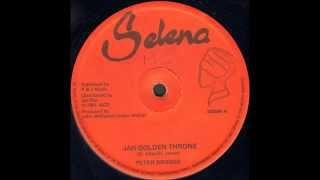Peter Broggs - Jah Golden Throne