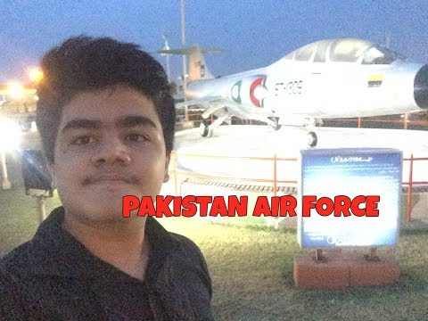 A DAY AT PAKISTAN AIR FORCE MUSEUM..!!!